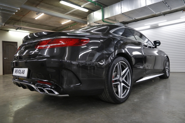Mercedes-benz S63AMG Coupe